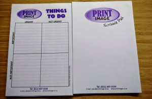 A different things to do pad or simple scribble pad