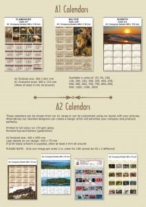 2016 Calendars